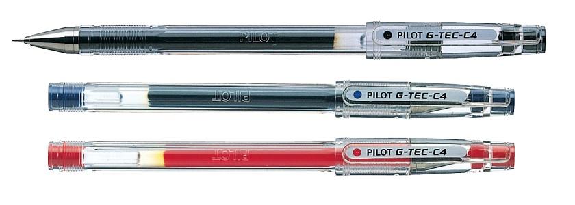 עט ג'ל פיילוט Pilot G-TEC-C4