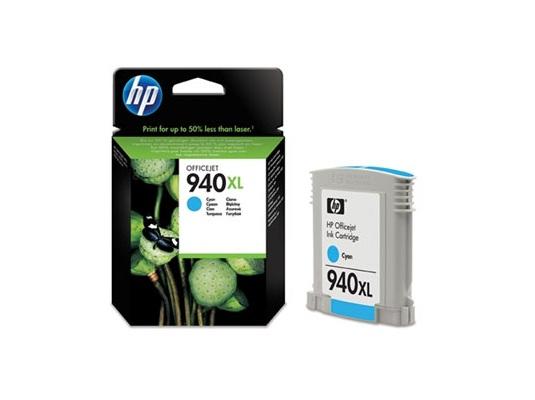 דיו למדפסת - 940XL HP מקורי -שחור C4906AE 8500