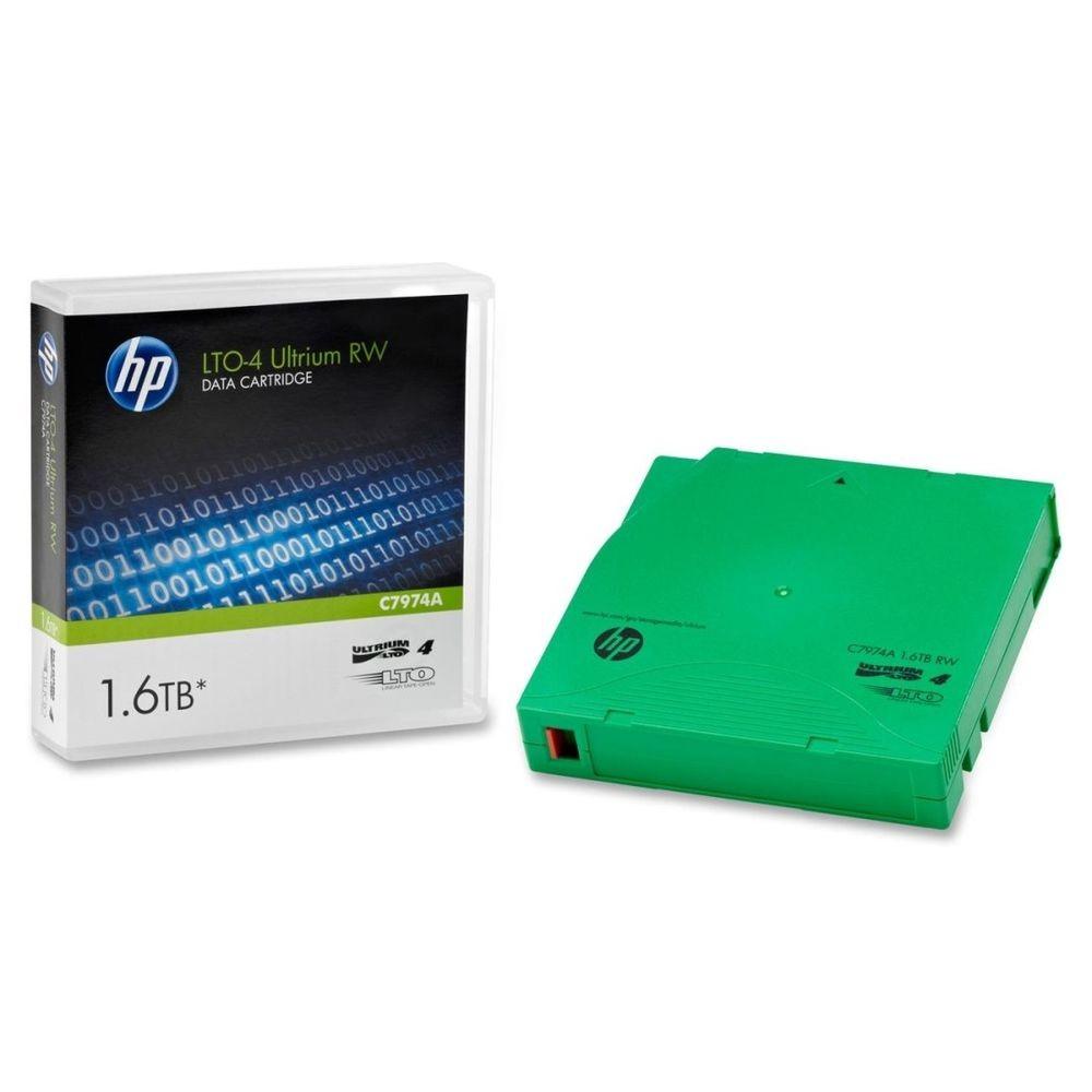 קלטת גיבויC7974A LTO-4  1.6TB HP