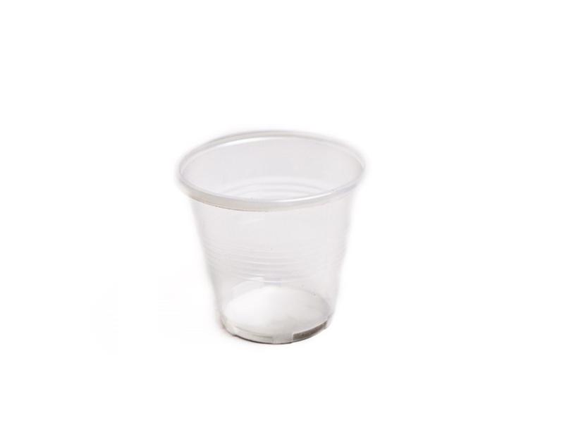 כוסות חד פעמי - כוסות יין 80CC - יח 50 שרוול