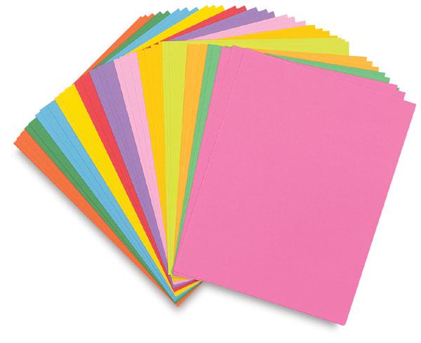 נייר צילום 160גר' 250 דפי A4 צבעוני