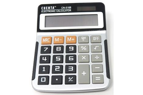 מחשבון שולחני CUENTA CN-5168