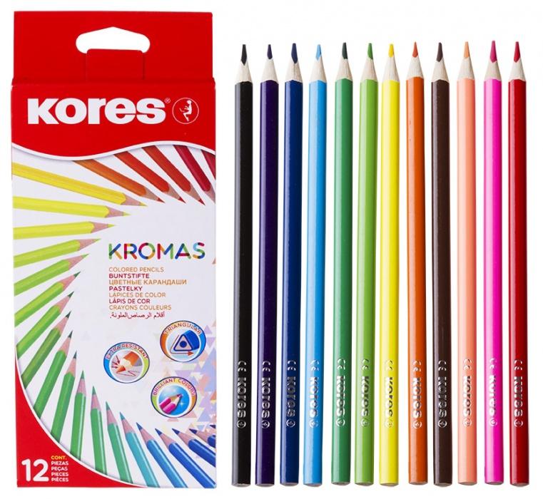 עיפרון צבעוני קרומס KORES