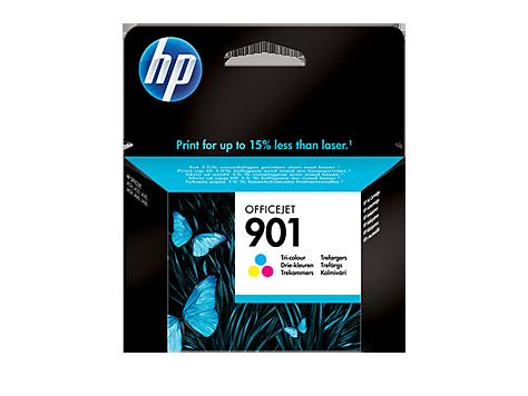 דיו למדפסת - 901 HP -צבעוני CC656AE J4580