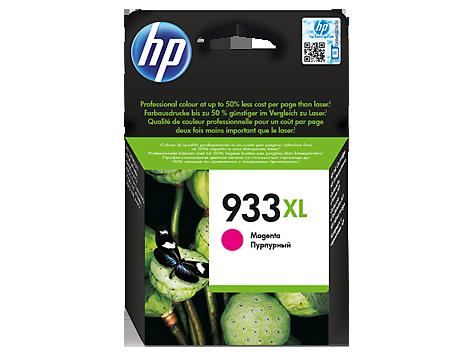 דיו למדפסת -HP - 933XL מגנטה | מקורי CN055AE Oj-6700