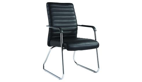 כיסא המתנה | חדר ישיבות ריפוד דמוי עור דגם רוברטו