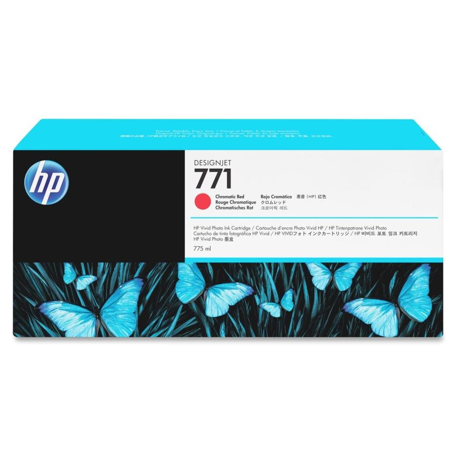 דיו למדפסת HP - מילוי 761 מגנטה CR271A Z-7100