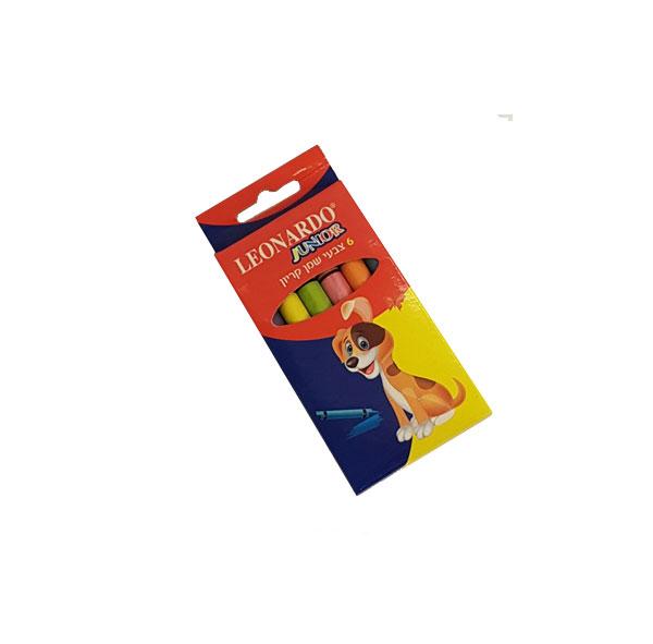צבעי קריון לאונרדו 6 דק