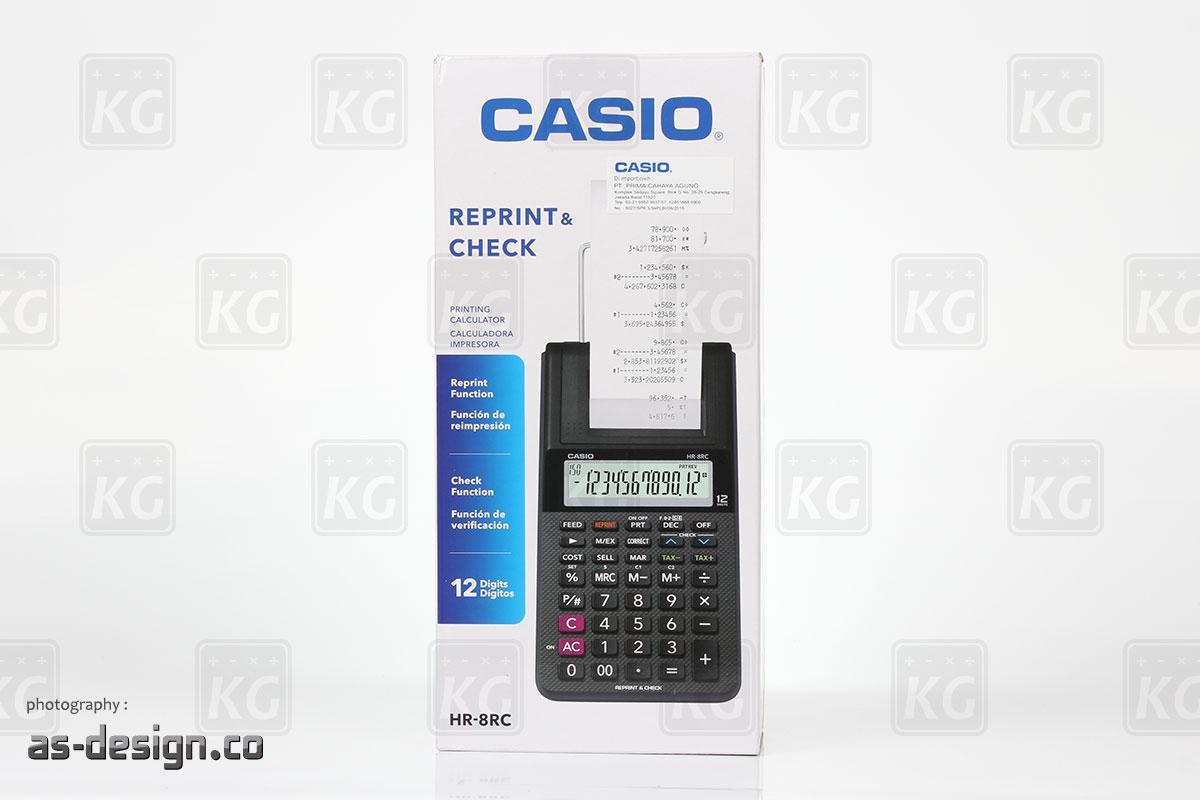 מכונת חישוב קסיו HR-8RC