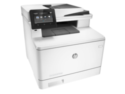 מדפסת לייזר משולבת HP Color LaserJet Pro M477fdw