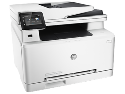 מדפסת לייזר משולבת HP Color LaserJet Pro M277dw
