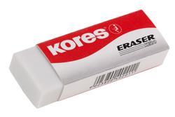 מחק PVC לבן 60*21*10 מ'מ  KORES