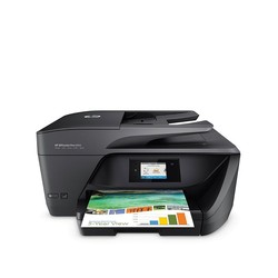 מדפסת HP אופיסג'ט Pro-6960 AiO