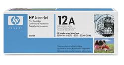 טונרים למדפסת HP - זוג טונרים Q2612A מקורי HP 1015