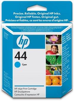 דיו למדפסת - HP -סיאן ׁ(כחול) פלוטר 51644C 750C
