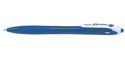עט פיילוט כדורי - כחול 0.7 מ'מ- Pilot Rexgrip