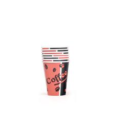 כוס OZ-8 לשתייה חמה 1000יח' - 250 מ'ל