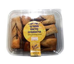 עוגיות עניבות קינמון - 350 גרם