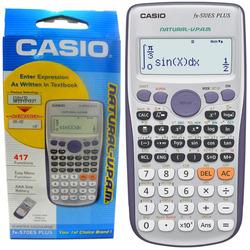מחשבון קסיו דגם : FX-570ES  PLUS