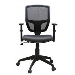 כיסא משרד| מזכירה דגם גלקסי גב רשת