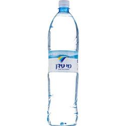 בקבוקי מים  מינרלים מי עדן 1.5 ליטר
