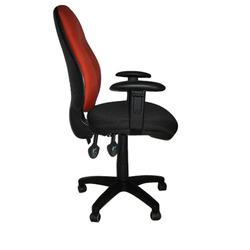 כיסא משרד | מזכירה דגם אורין גב נמוך אורתופדי