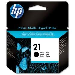 דיו למדפסת -HP 21 שחור C9351AE 3920/3940