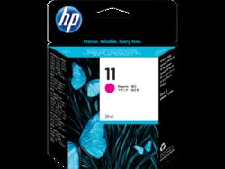 דיו למדפסת HP - מילוי דיו מגנטה C4837A HP 2250
