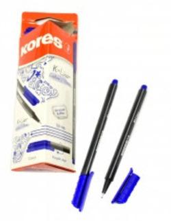 עט משולש ראש לבד  0.4 מ'מ  12יח' - לפי צבעים לבחירה