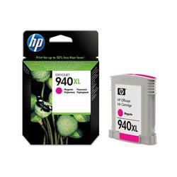 דיו למדפסת -HP 940XL מקורי -מגנטה C4908AE 8500