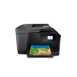 מדפסת HP אופיסג'ט Pro-8710 AiO  מדפסת D9L18A