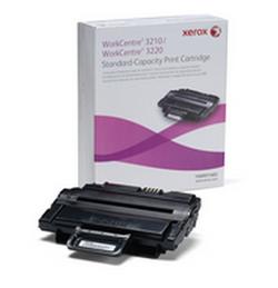 טונר למדפסת Xerox - טונר 106R01485 מקורי 3210/Xerox 3220