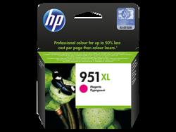 דיו למדפסת - 951XLHP מקורי - מגנטה CN047AE Pro-8600