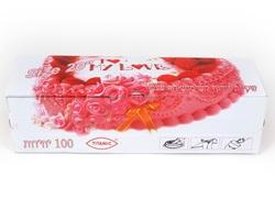 100 שקיות זילוף בקופסא