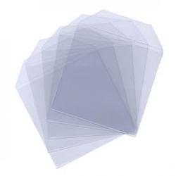 עטיפות לדיסקים CD גריפ (100 באריזה)