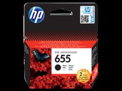 דיו למדפסת - 655 HP - שחור CZ109AE 4615/4625