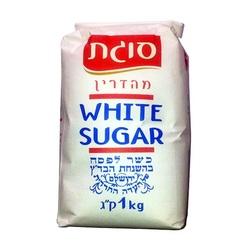 סוכר לבן 1 ק'ג סוגת