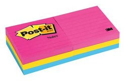 פתקי ממו נדבקים POST-IT 3M 630-6AN שורה