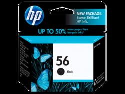 דיו למדפסת HP מקורי - שחור C6656A 7350/5550
