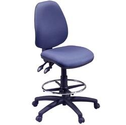 כיסא משרד| מזכירה דגם שרטט