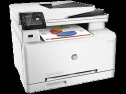 מדפסת לייזר משולבת HP Color LaserJet Pro M277n