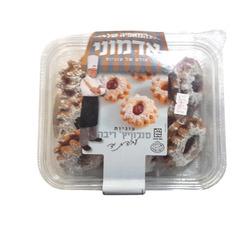 עוגיות סנדביץ ריבת תות - 350 גרם
