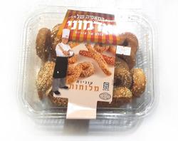 עוגיות עבאדי מזרחיות- מלוחות 350 גרם