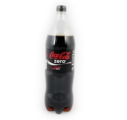 קוקה-קולה ZERO בקבוק 1.5 ליטר