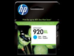 דיו למדפסת - 920XL HP ציאן CD972AE J6500