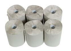 מגבות נייר עם פרפורציה - 72 מטר לגליל- 6 יח