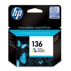 דיו למדפסת - 136 HP - צבעוני C9361HE 5443