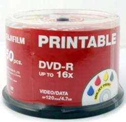דיסקים לצריבה פרינטבל HP CD-R 700MB