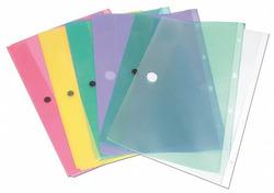 תיק מסמכים | צמדן -שמרדף +סקוץ' צבעוני