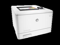 מדפסת לייזר ש/ל HP Color LaserJet Pro M452dn